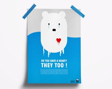 Affiche - Animal Rights